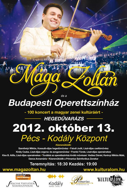 picture Mága Zoltán és a Budapesti Operettszínház