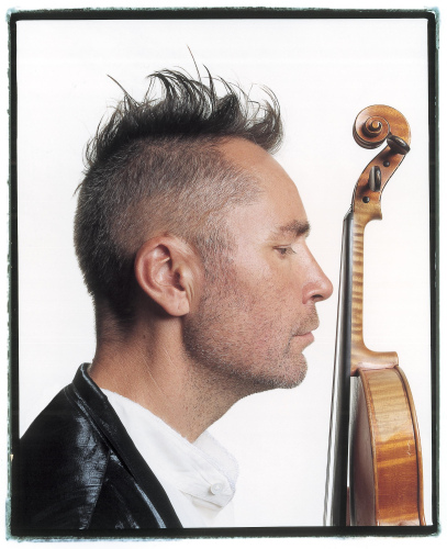 picture Nigel Kennedy Quintet