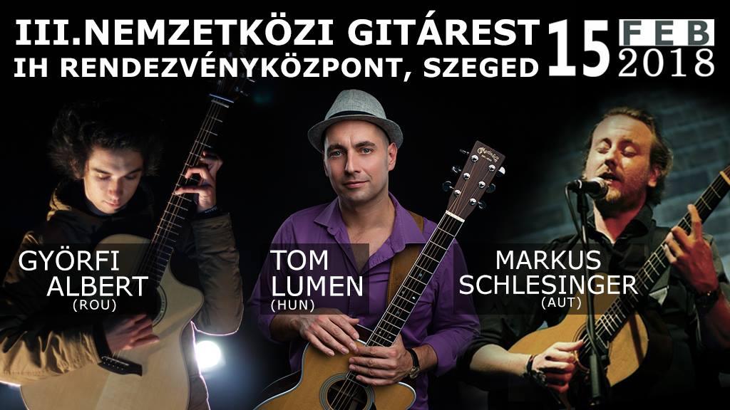 picture III.Nemzetközi gitárest: Lumen,Schlezinger,Gyorfi