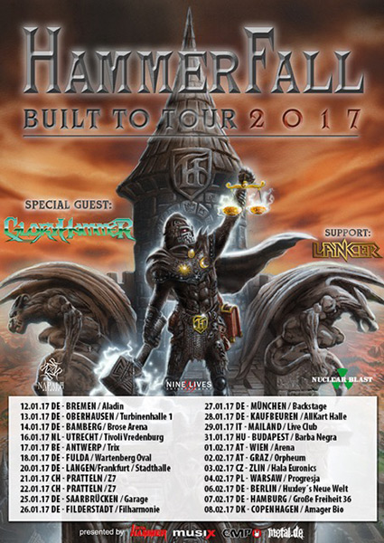 picture Hammerfall