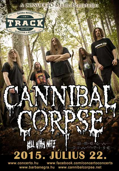 picture CANNIBAL CORPSE