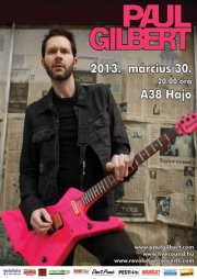 picture Paul Gilbert
