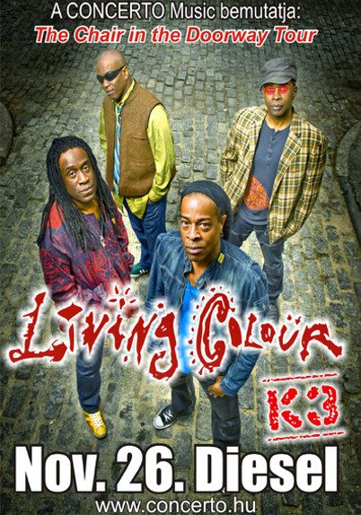 picture Living Colour (USA)