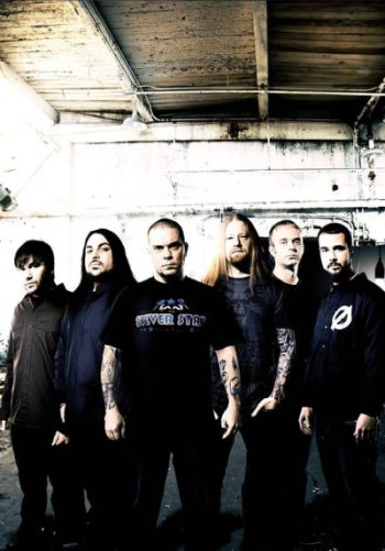 picture Chimaira, Unearth + supports