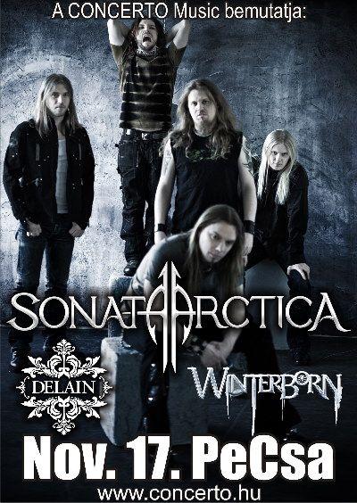 picture Sonata Arctica + guests