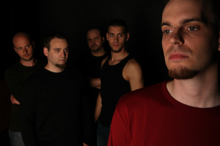 picture Evergrey, Chaoswave, The Dethroners