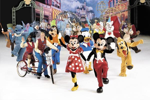 picture Disney on Ice - Hihetetlen kalandok