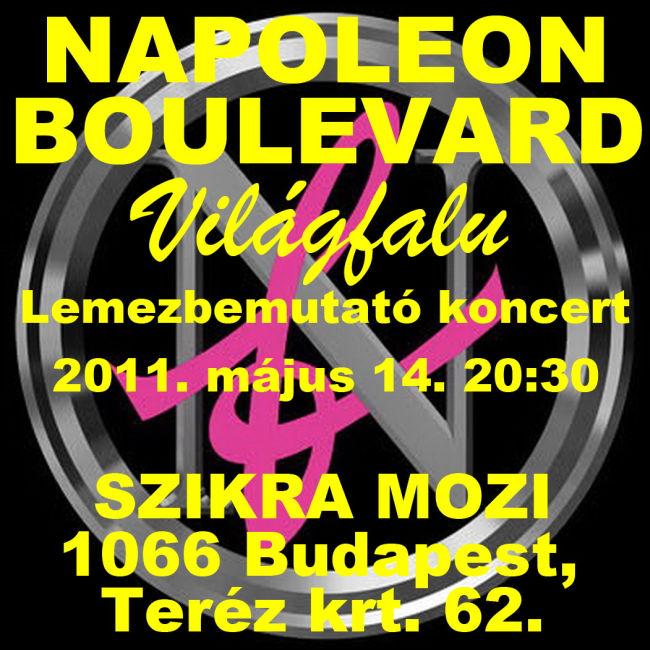 picture Napoleon Boulevard
