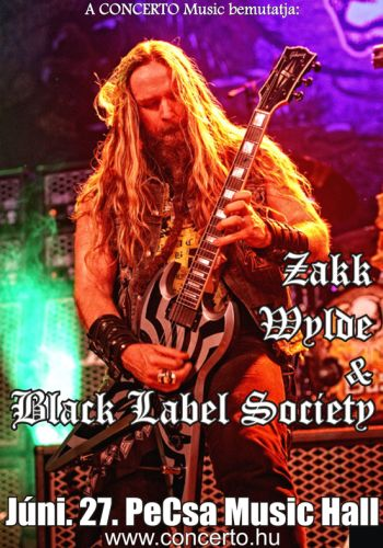 picture Black Label Society