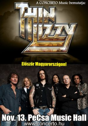 picture Thin Lizzy