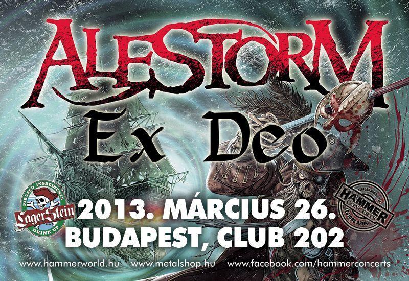 picture Alestorm / Ex Deo