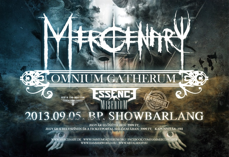 picture Mercenary / Omnium Gatherum / Essence
