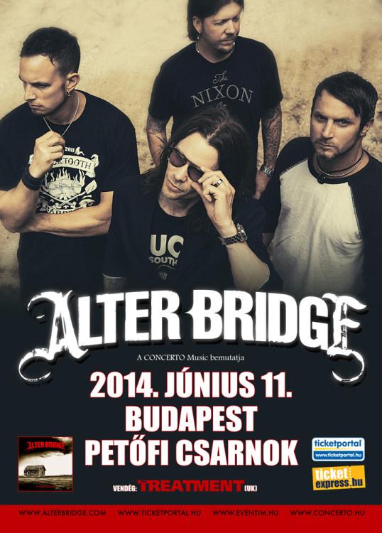 picture Alter Bridge