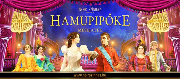 picture Hamupipőke - mesejáték egy részben