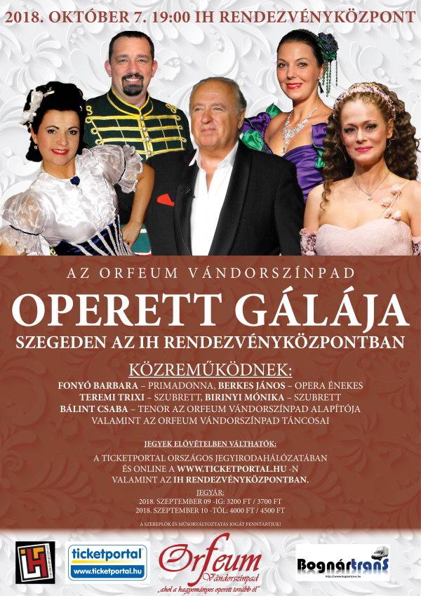 picture Szüreti Operett Gála