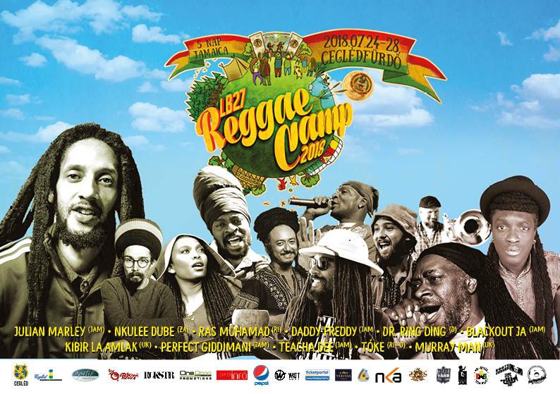 picture LB27 Reggae Camp 2018