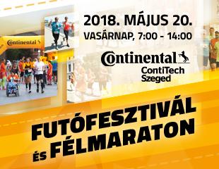 picture Continental ContiTech Futófesztivál és Félmaraton