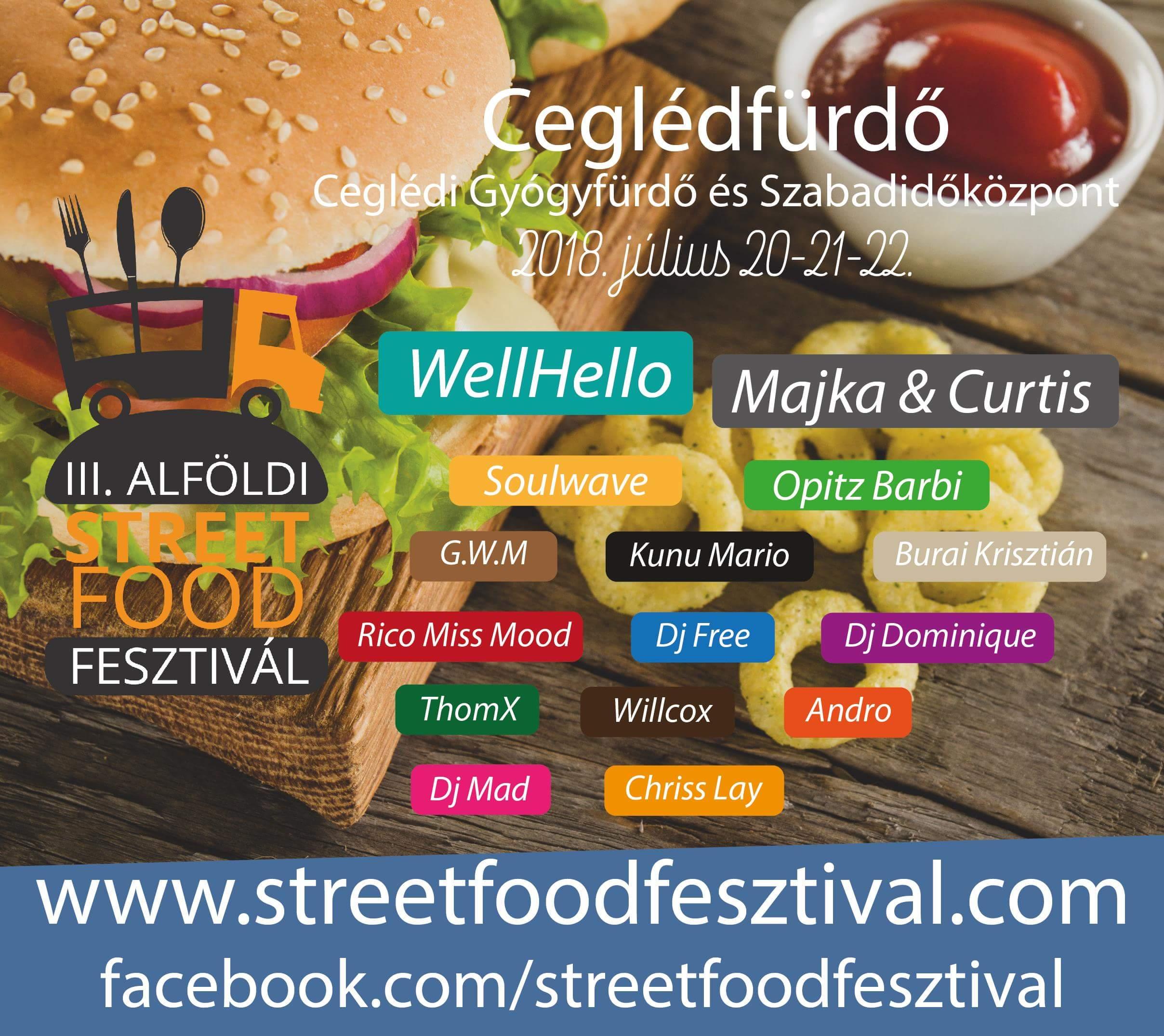 picture III. Street Food és zenei fesztivál
