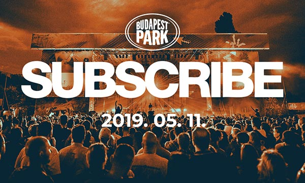 picture Subscribe - Budapest Park 2019