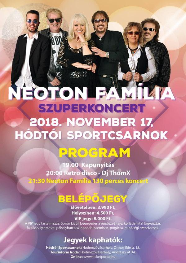 picture Neoton Família szuperkoncert 2018