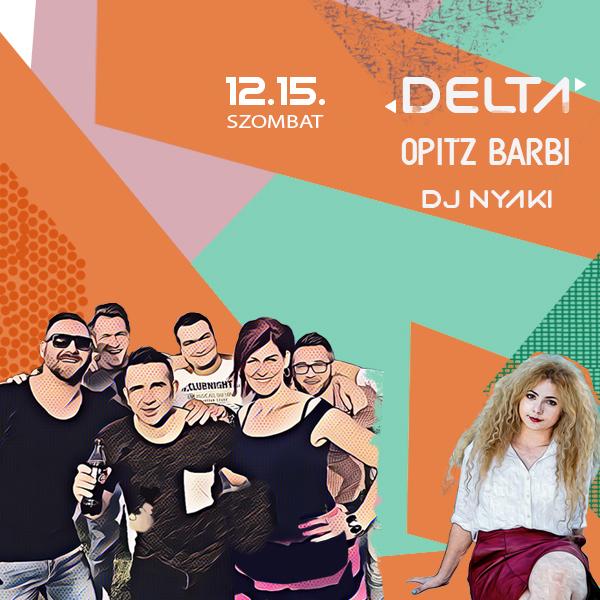 picture DELTA - OPITZ BARBI - DJ NYAKI
