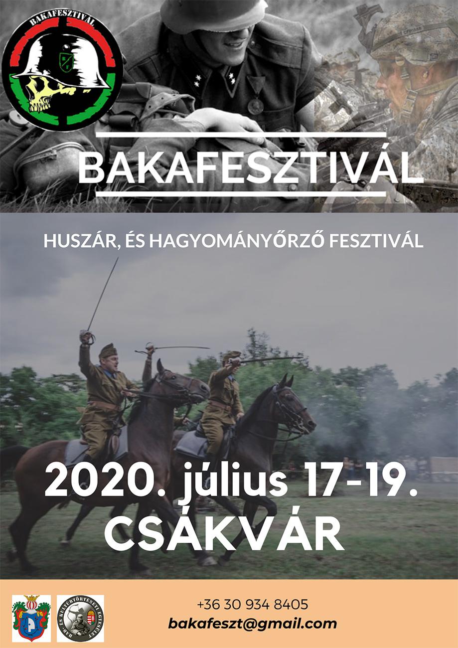 picture Bakafesztivál 2020