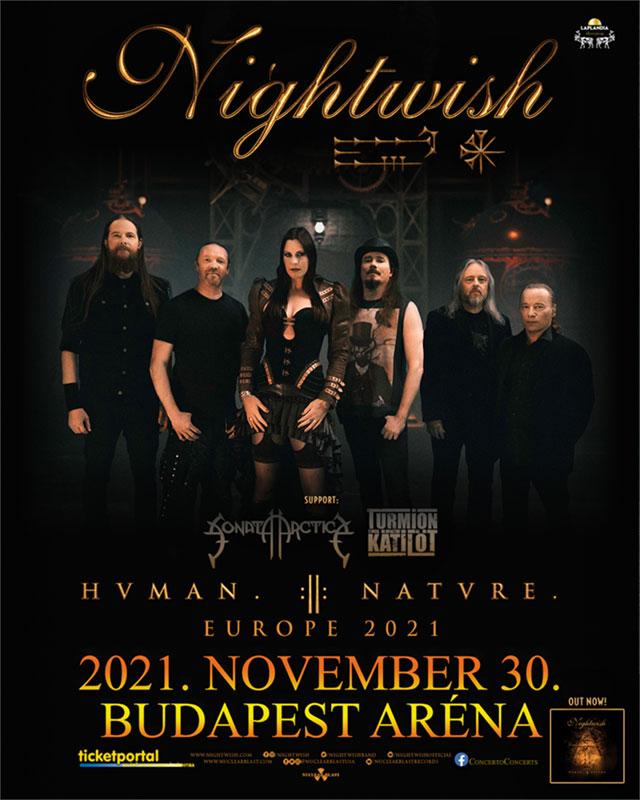 picture Nightwish - European Tour 2021
