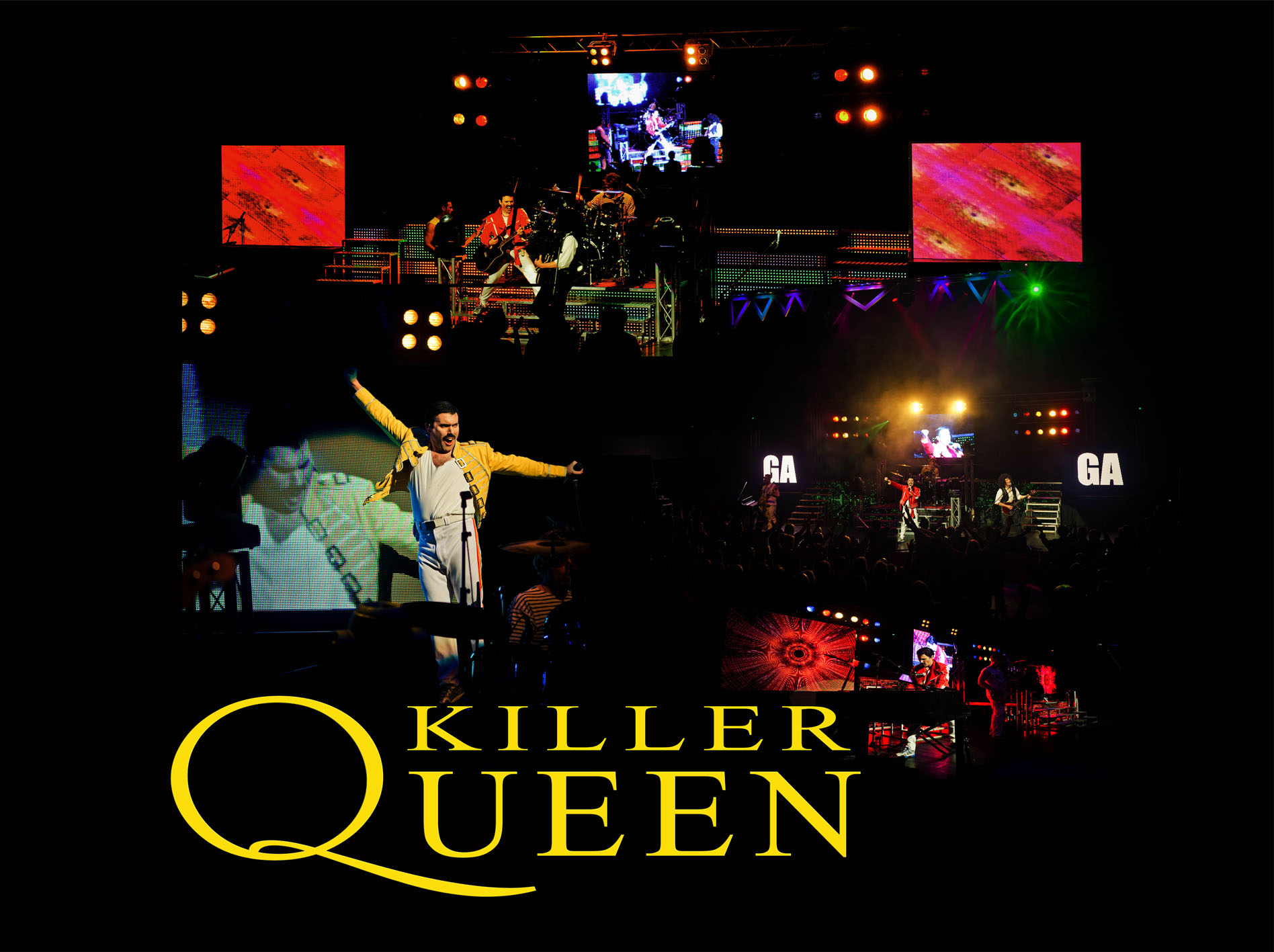 picture Killer Queen - Queen Show from London