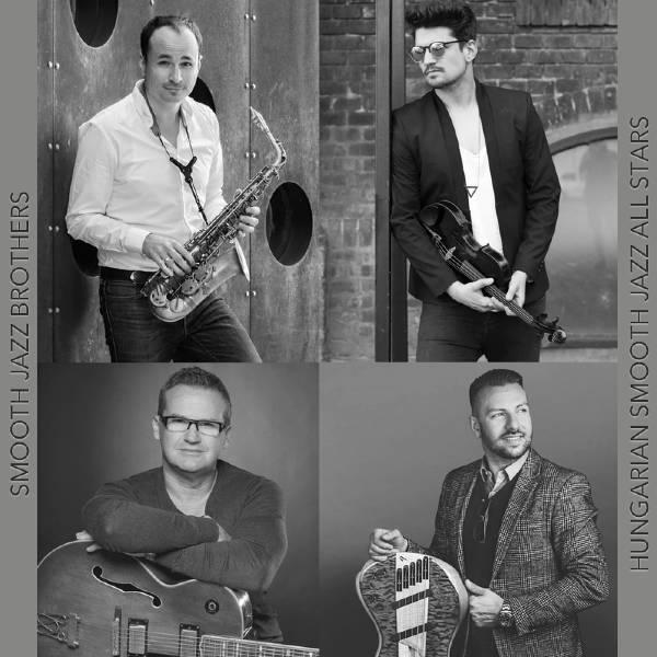 Jazz Klub- Smooth Jazz Brothers
