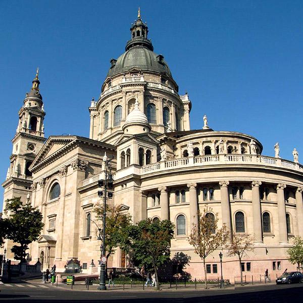 Orgona Koncert: a Szent István Bazilikában