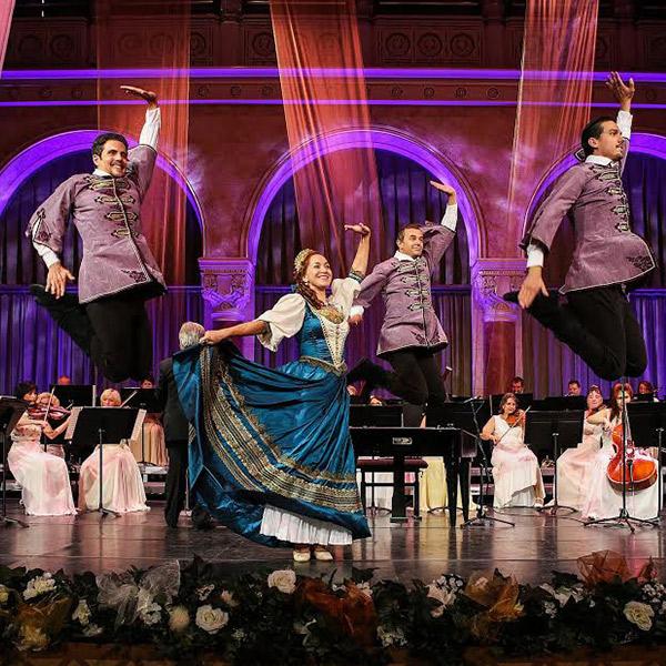 Budapest Gála: klasszikus zenei koncert balettel