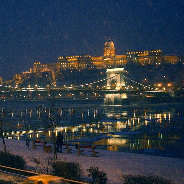 Karácsonyi Sétahajózás a Dunán