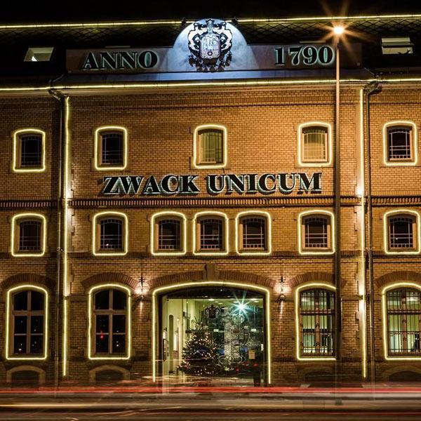 Zwack Múzeum és látogatóközpont