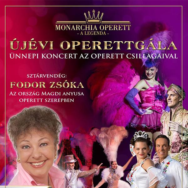 Új évi Operettgála