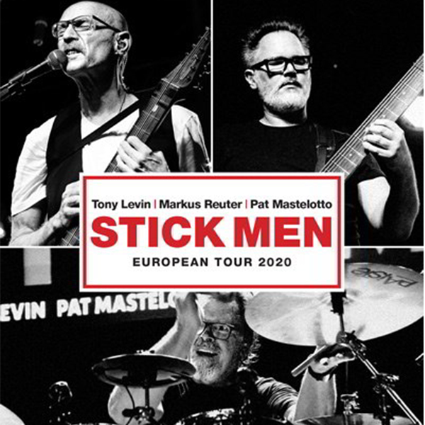 Stick Men Tour 2020
