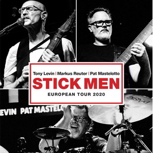 Stick Men Tour 2020