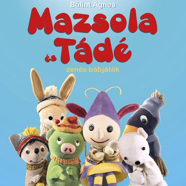 Mazsola és Tádé - gyermek bábszínház