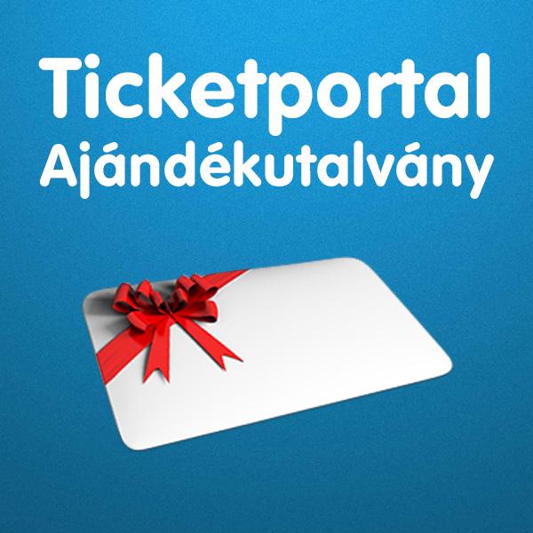 Ticketportal Ajándékutalvány