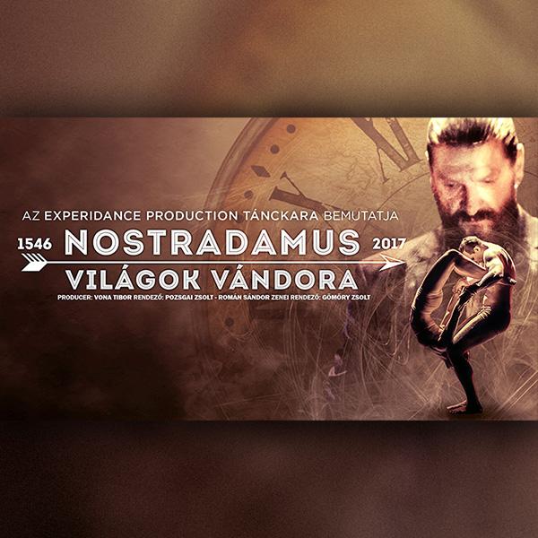 Nostradamus – Világok vándora