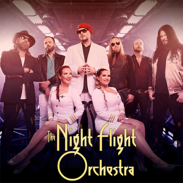The Night Flight Orchestra, Black Mirrors @A38