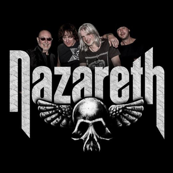 Nazareth - 50th Anniversary Tour