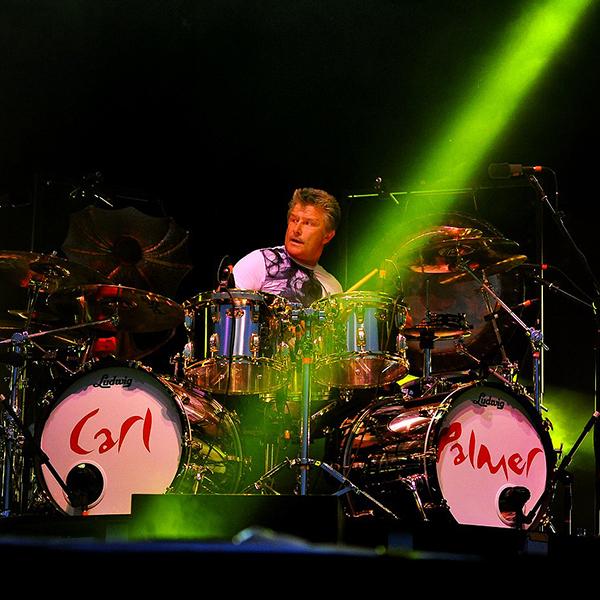 Carl Palmer Band -Emerson,Lake and Palmer lives on