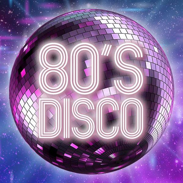 80s Disco: Alphaville, Boney M, Saman