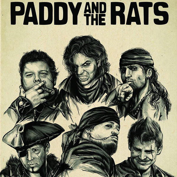 Paddy and the Rats - dupla koncert