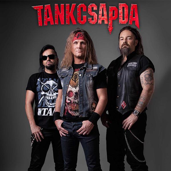 Tankcsapda - Lukács50 Félévszázad koncert