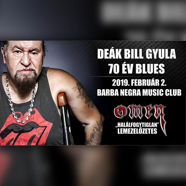 DEÁK BILL GYULA, OMEN