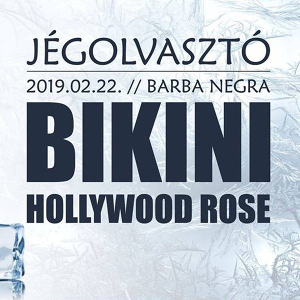 BIKINI, Hollywood Rose