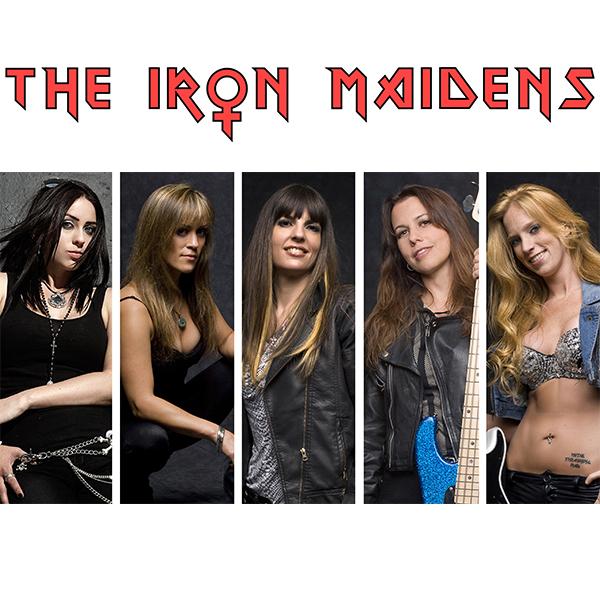 The Iron Maidens koncert