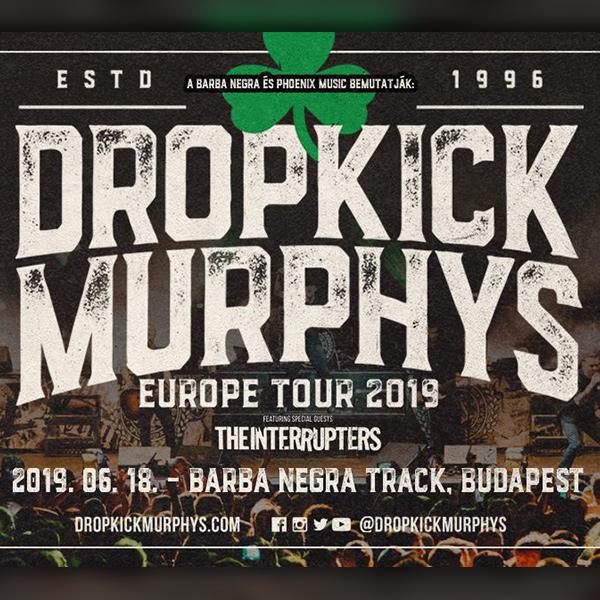 DROPKICK MURPHYS, The Interrupters