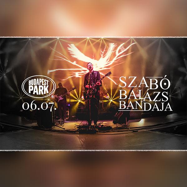 Szabó Balázs Bandája - 10. születésnapi koncert